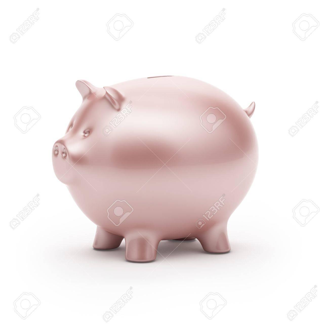 Piggy bank Stock Photo - 16318040