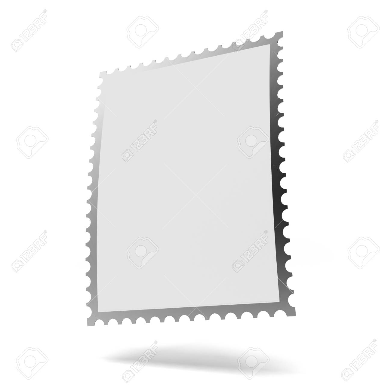 blank stamp template stock photo picture and royalty free image