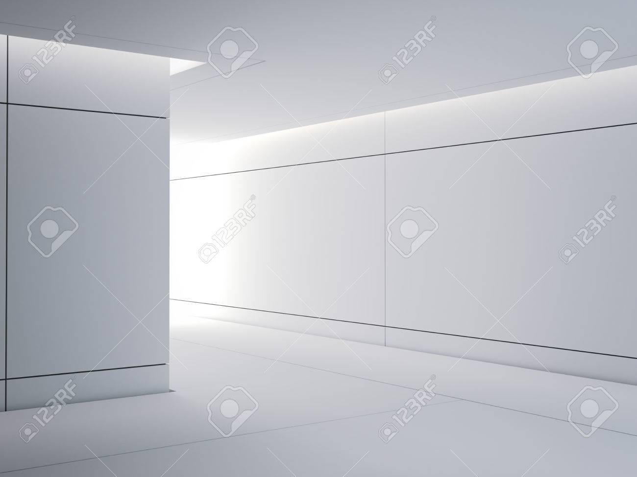 Science lab modern interior. 3d rendering - 71994719
