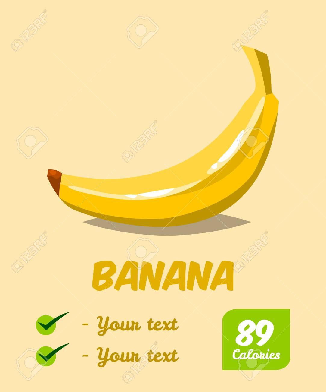 カロリー バナナ