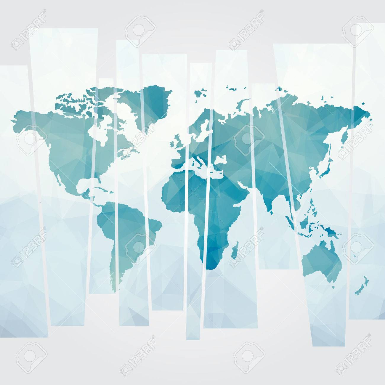 Modern concept of world map vector file royalty free cliparts modern concept of world map vector file stock vector 27580153 gumiabroncs Images