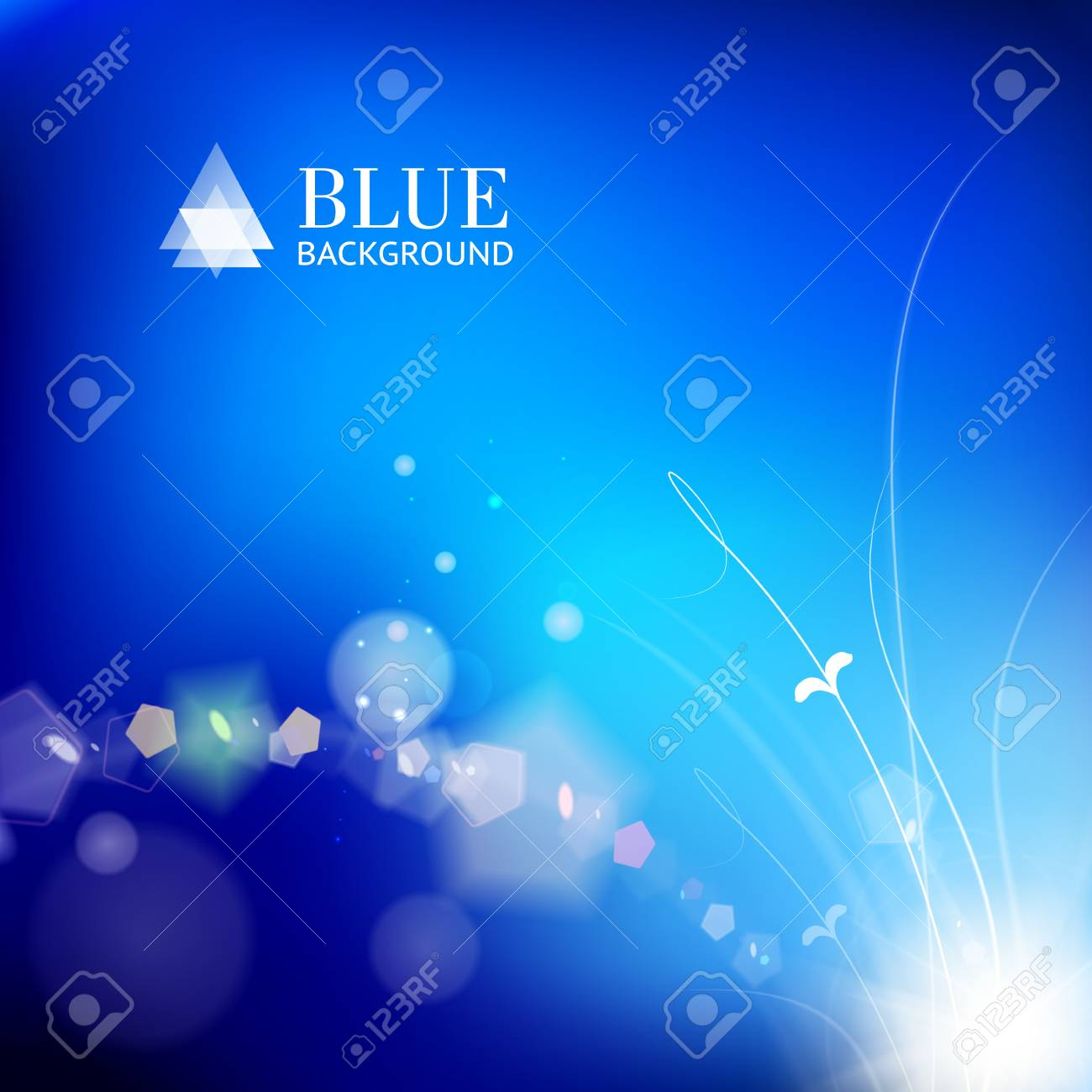 Bokeh. Out of Focus lights. Stock Vector - 21857877