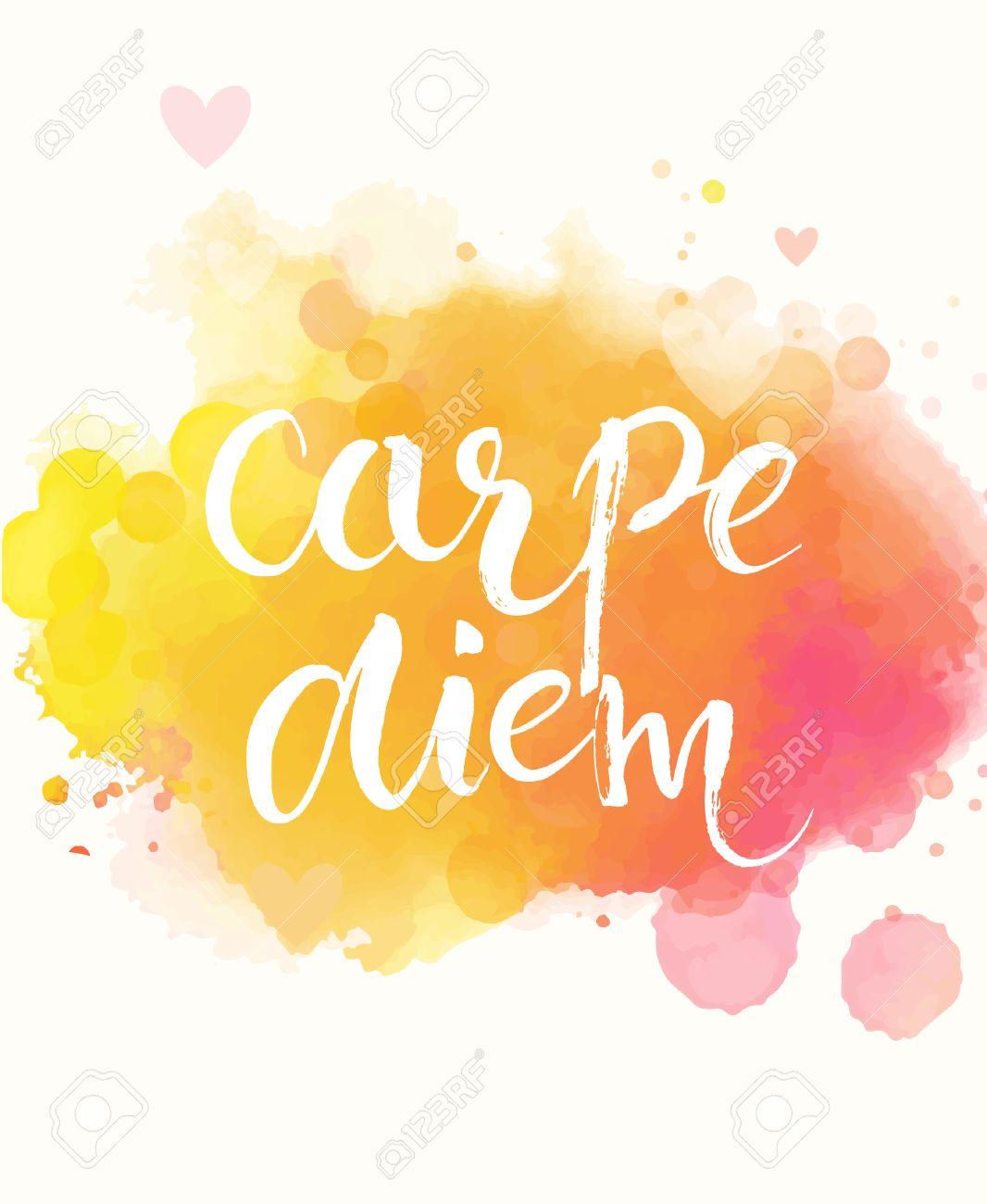 carpe diem meaning