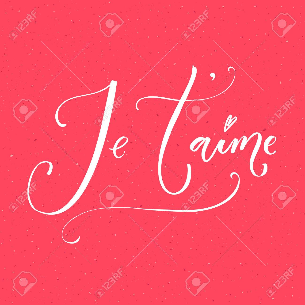 Romantic I Love You Quotes Jetaimei Love You In French Languageromantic Saying Modern