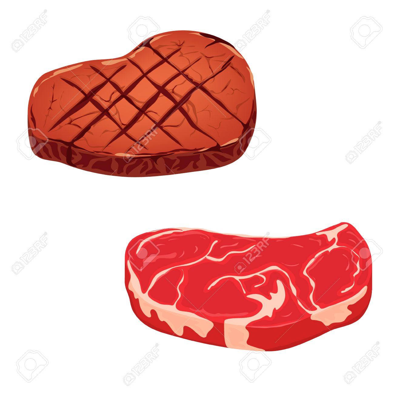 肉 イラスト