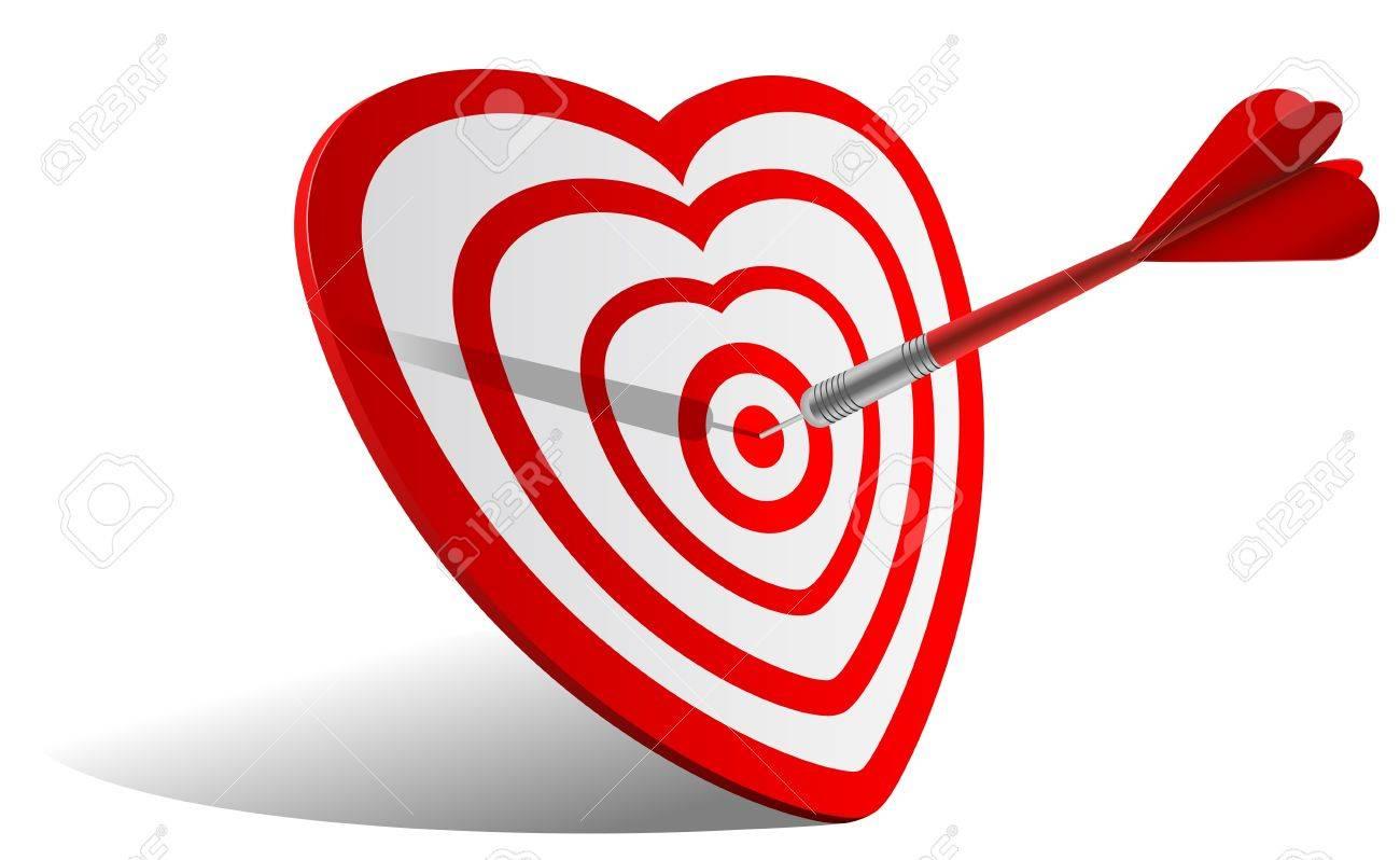 vector concept valentine day illustration Stock Vector - 11890736