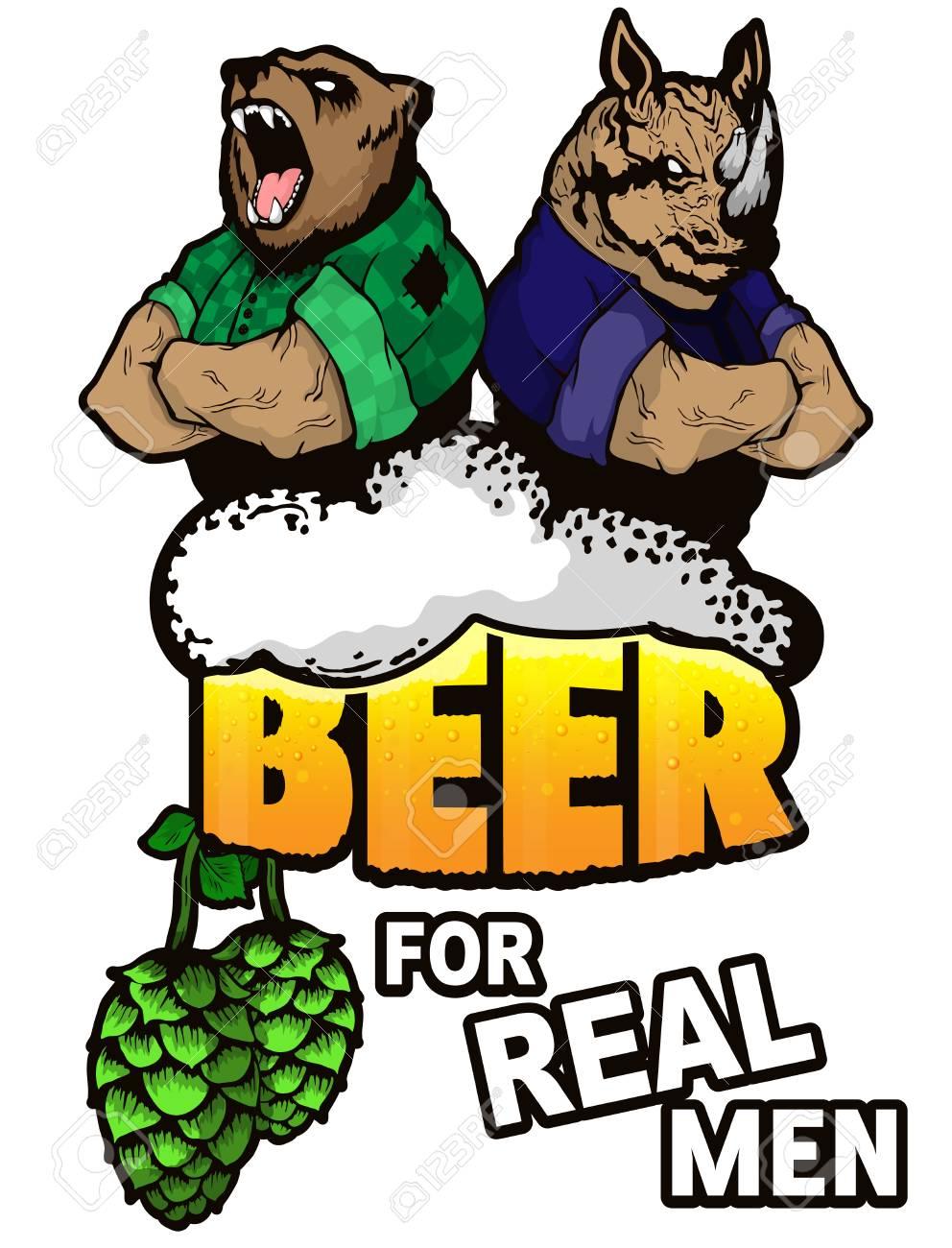 Real men breed