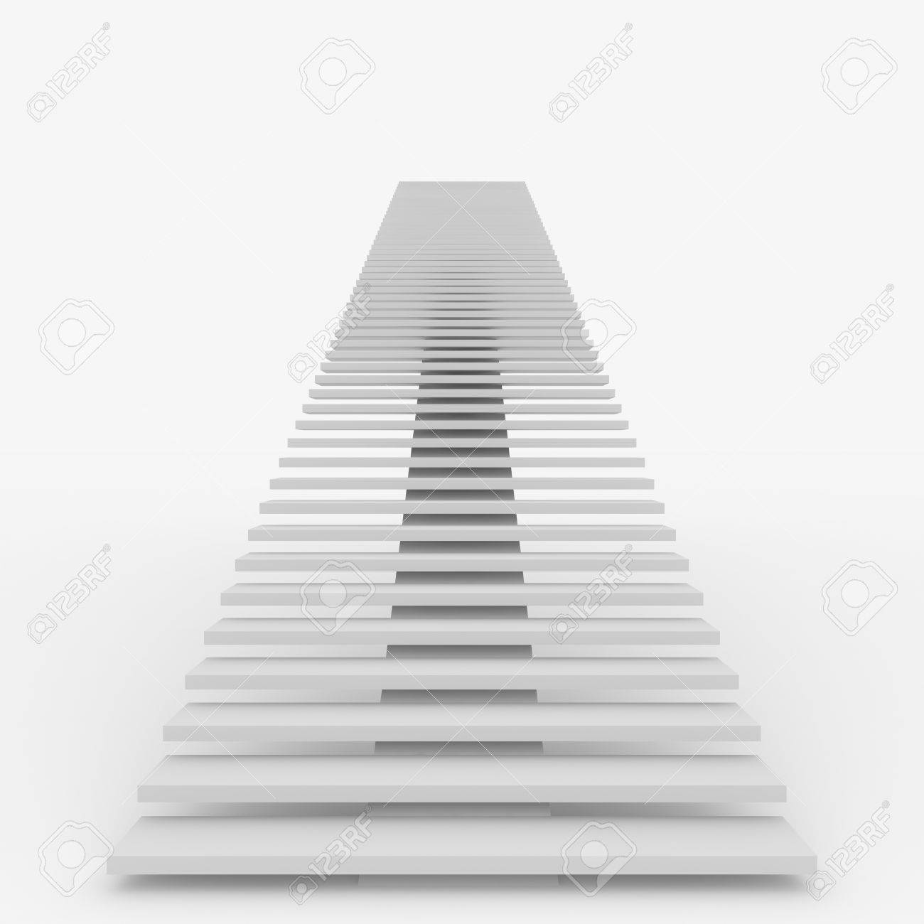stairway to the top concept of success stock photo picture and