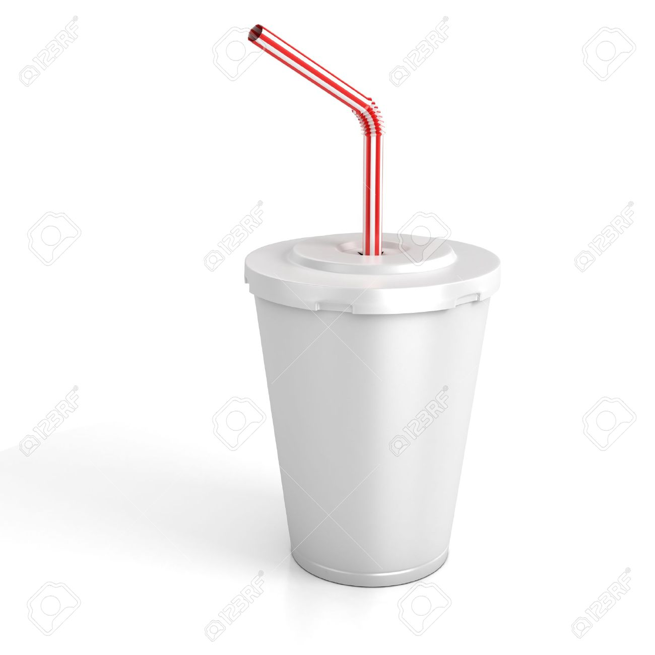 fast food paper cup red tube customize by inserting your stock photo fast food paper cup red tube customize by inserting your own text on the copy space