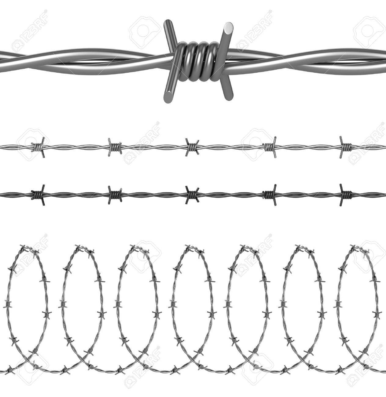 Magnificent Single Strand Concertina Wire Images - Electrical System ...