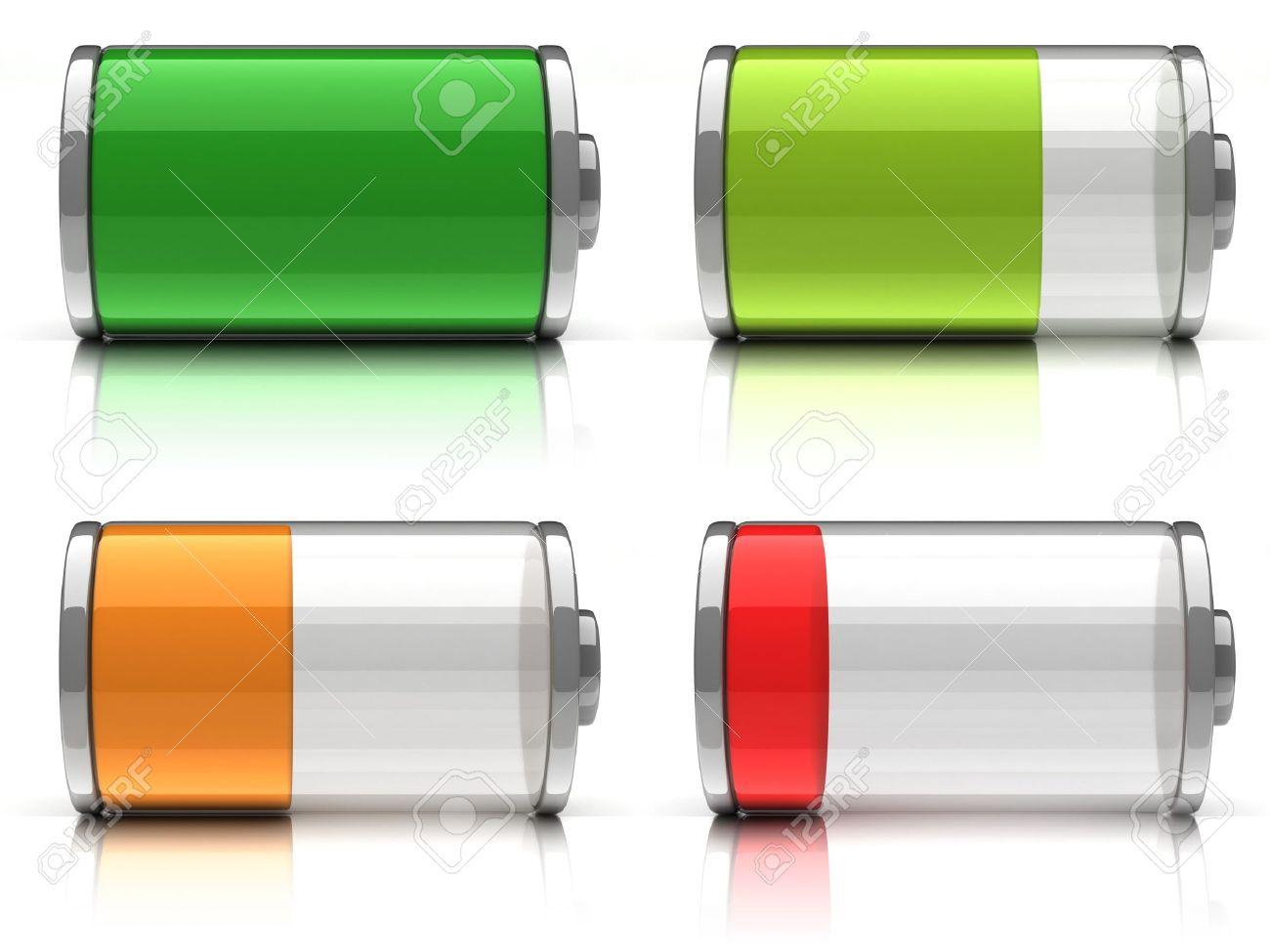 Уровень заряда батареи