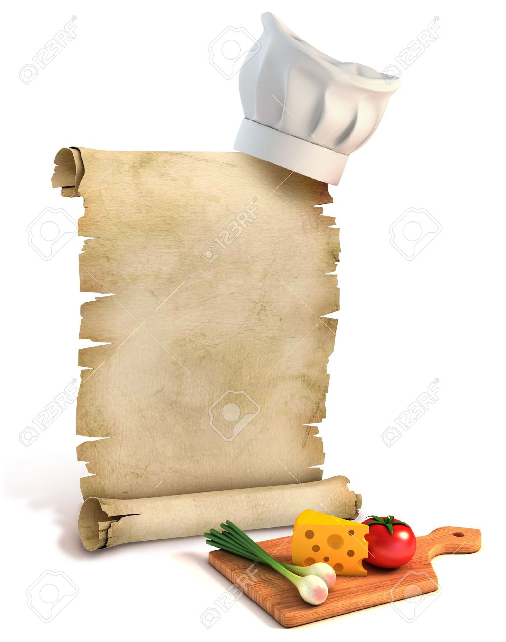 background for recipes, cooking tips, menu Stock Photo - 12331451