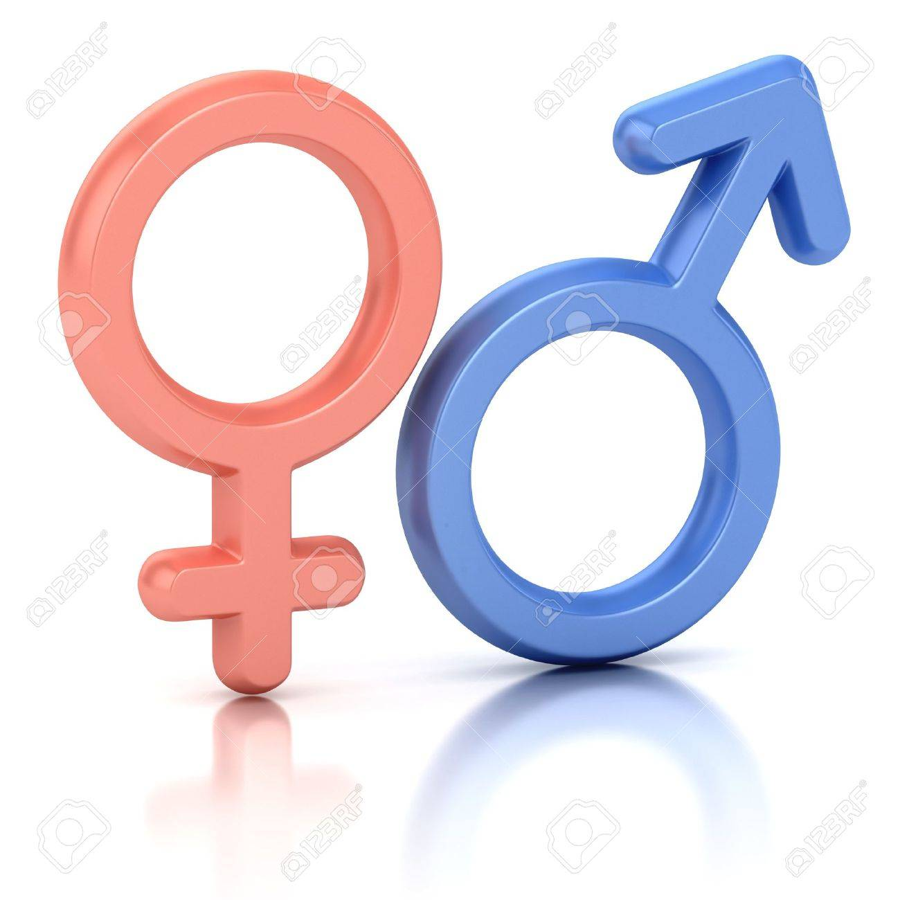 Symbols for sex