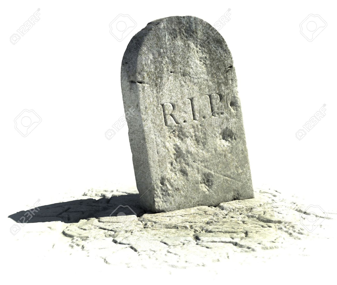 gravestone on the white background stock photo picture and royalty
