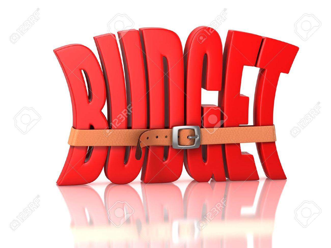 budget recession, deficit - 19776273
