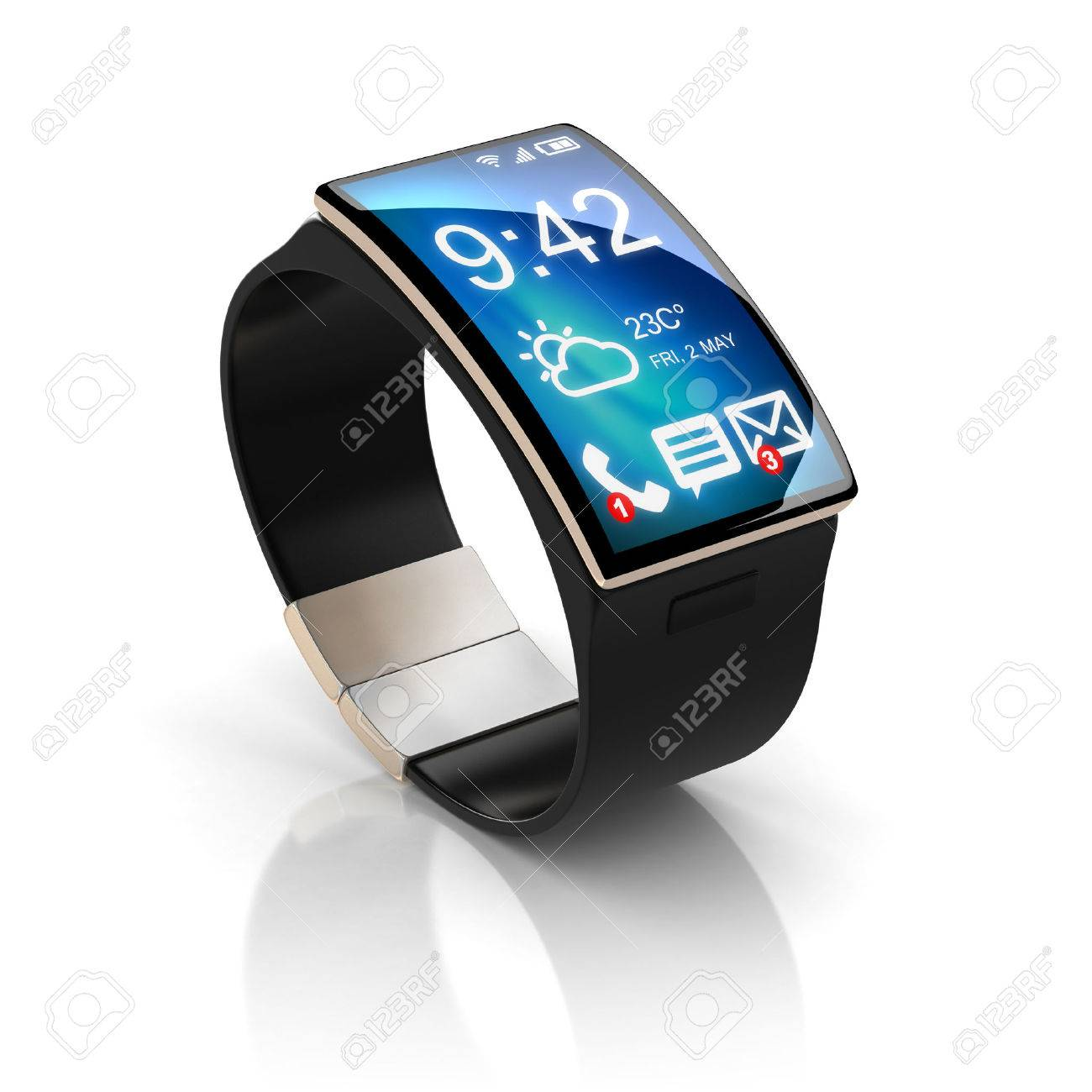 smart watch Stock Photo - 42121442