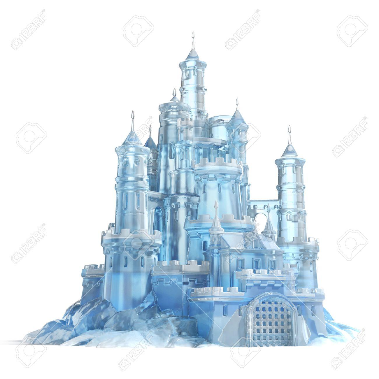 [Outra criação de jutsus] Ishikawa Yamiko - não sei pra que 46059672-ice-castle-3d-illustration