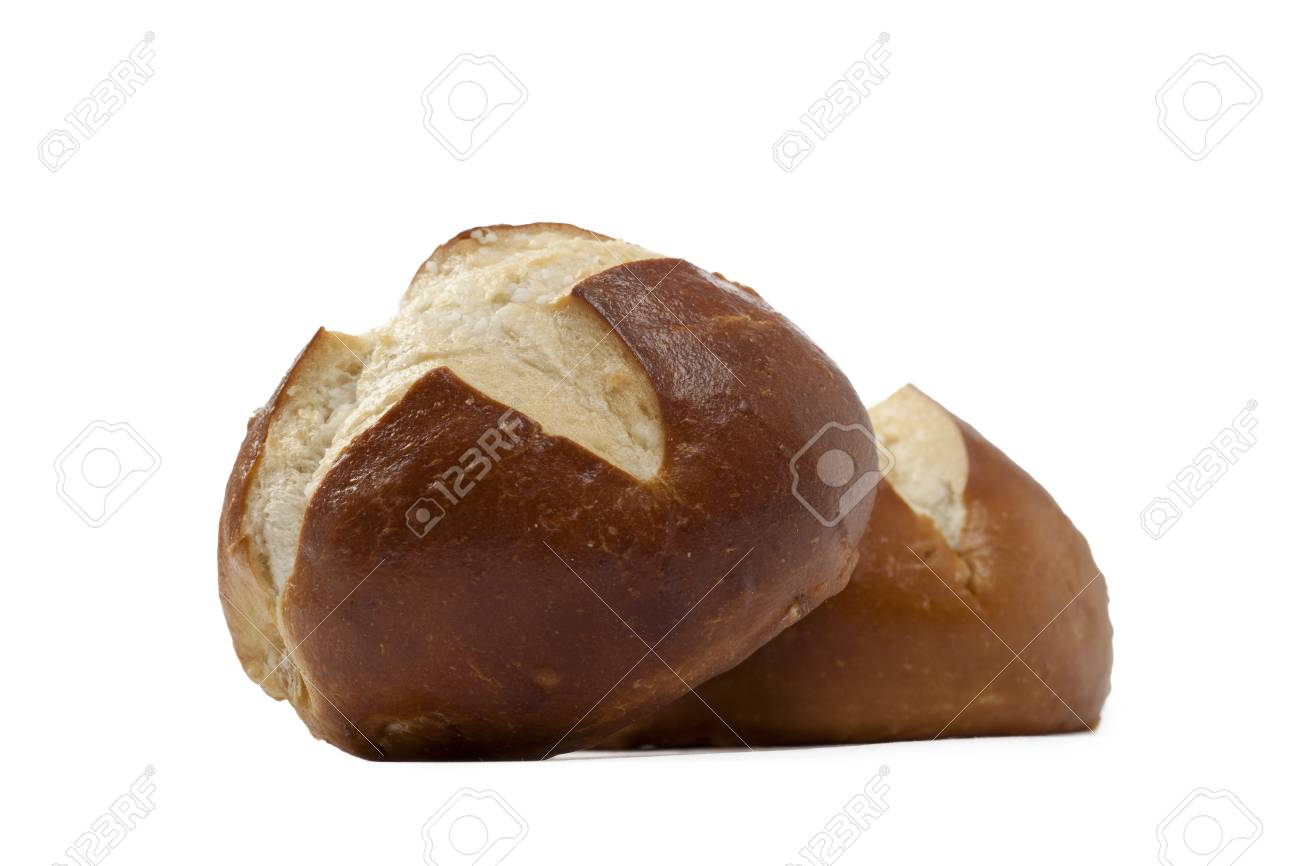 Two Finger Bread Boules in a close-up image Stock Photo - 17141592