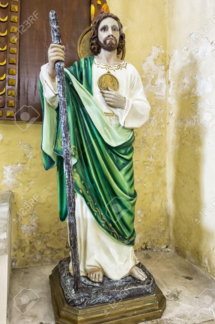 retrato de san judas en la catedral de méxico fotos retratos