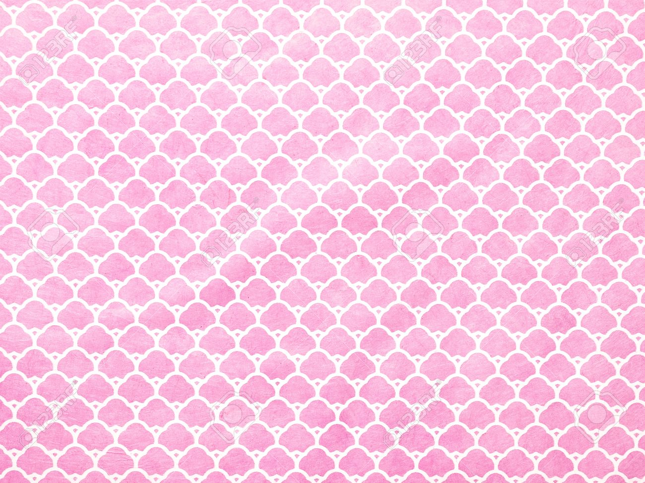 A Baby Pink Color Design Wallpaper