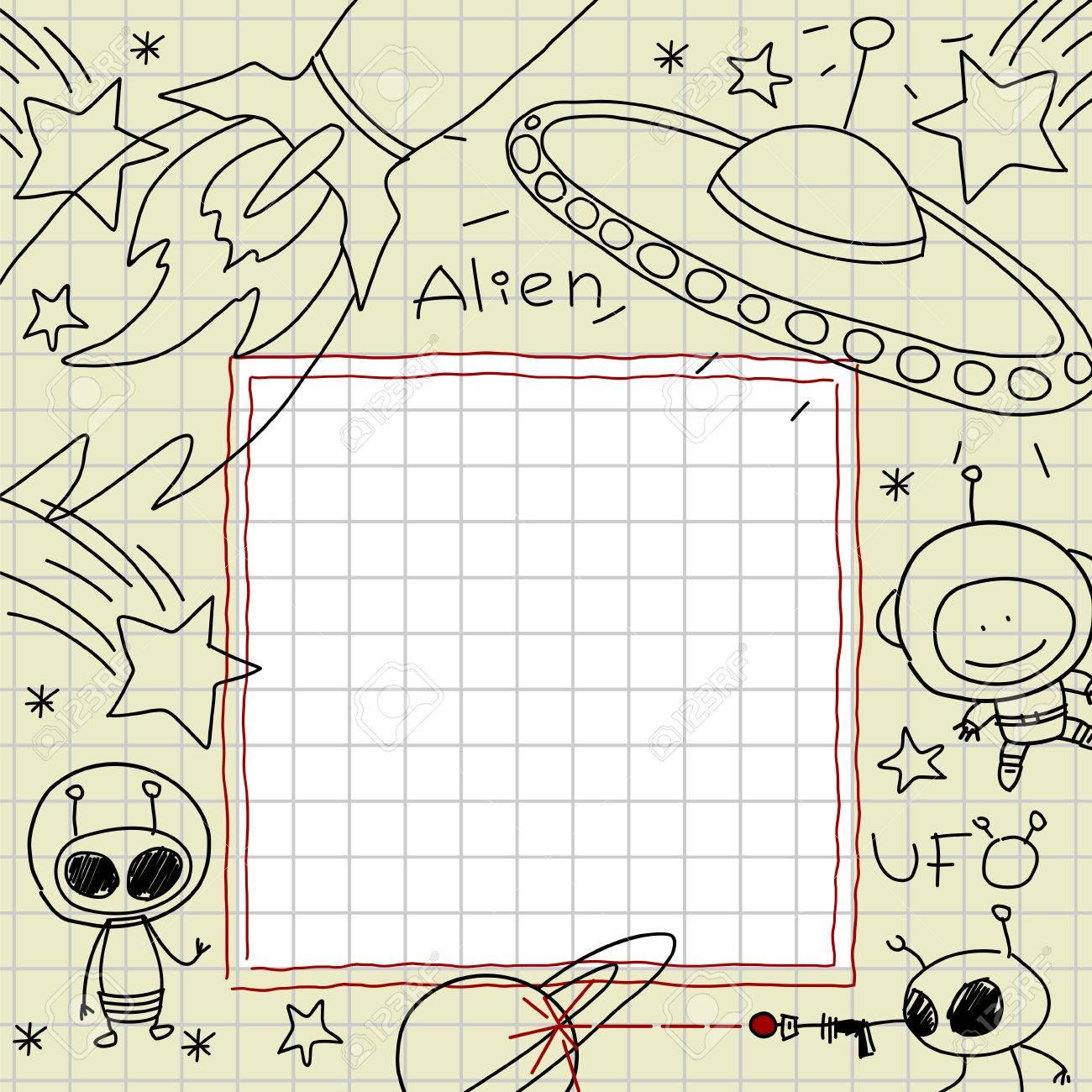 space drawings