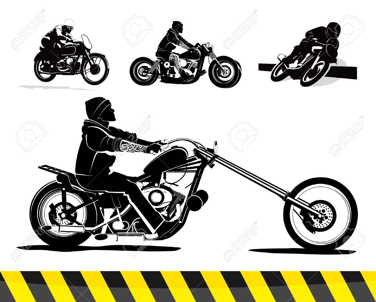 free vintage motorcycle images  Vintage Motorcycle Vector Background Illustration Royalty Free ...