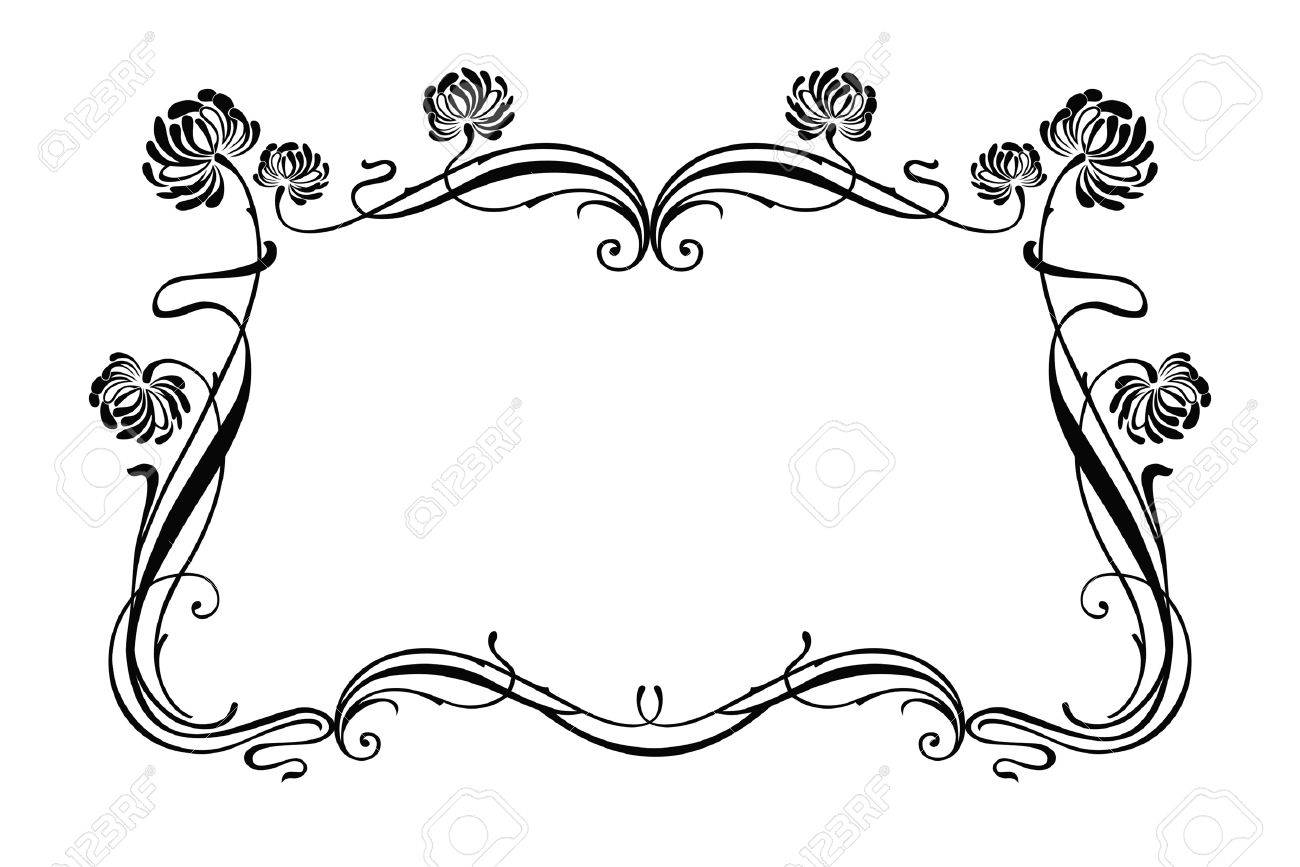 Vector decorative frame Stock Vector - 14334710