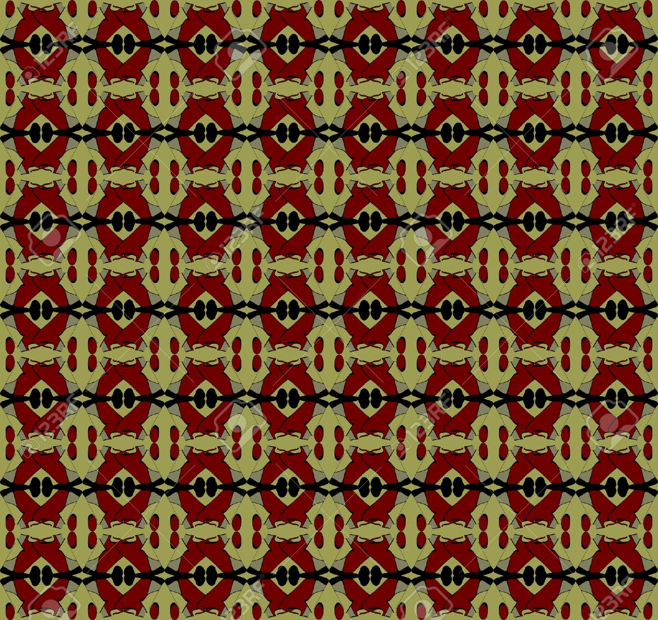 abstract seamless pattern for design Stock Vector - 21999546