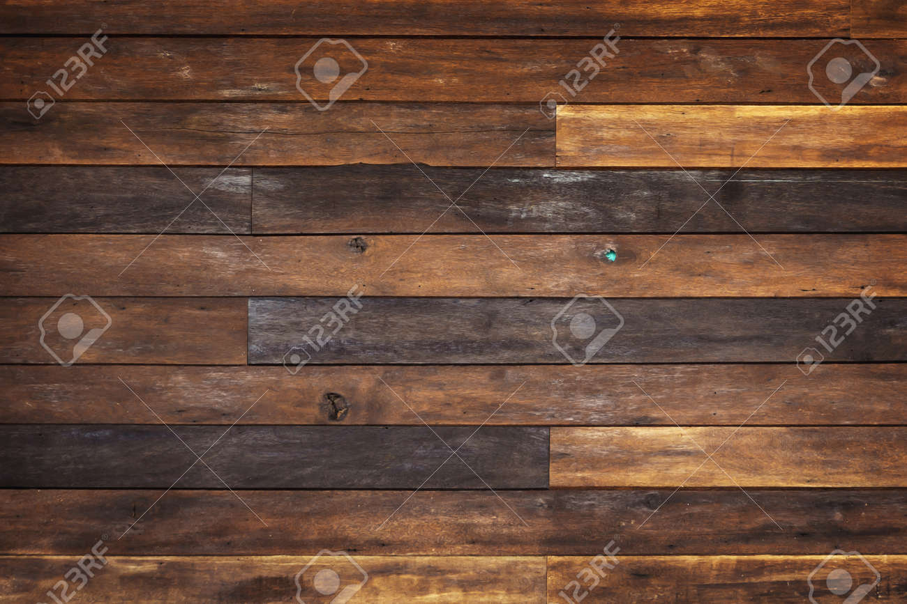 Old wooden photo background texture, old wood - 147680100