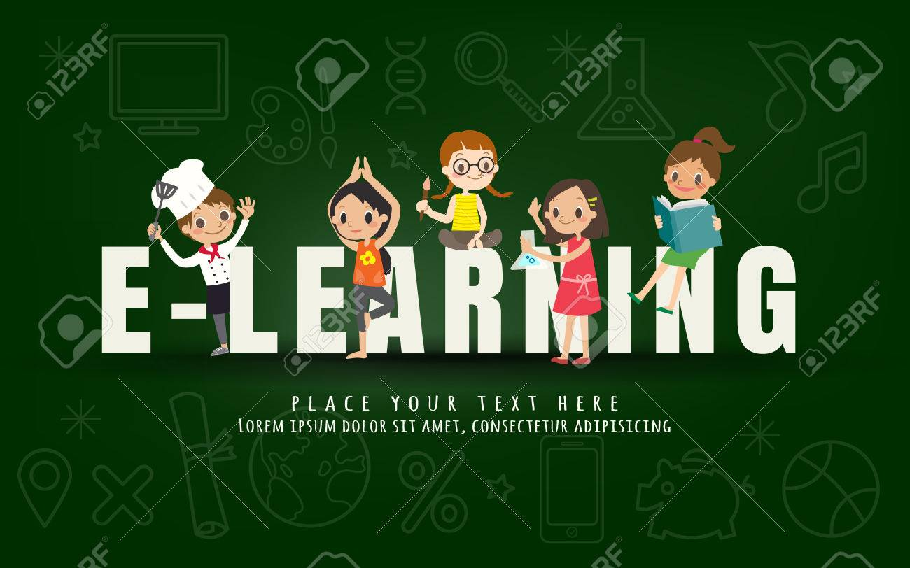 E Learning Cartoon Characters : Helge scherlund s elearning news the college lecture is dying