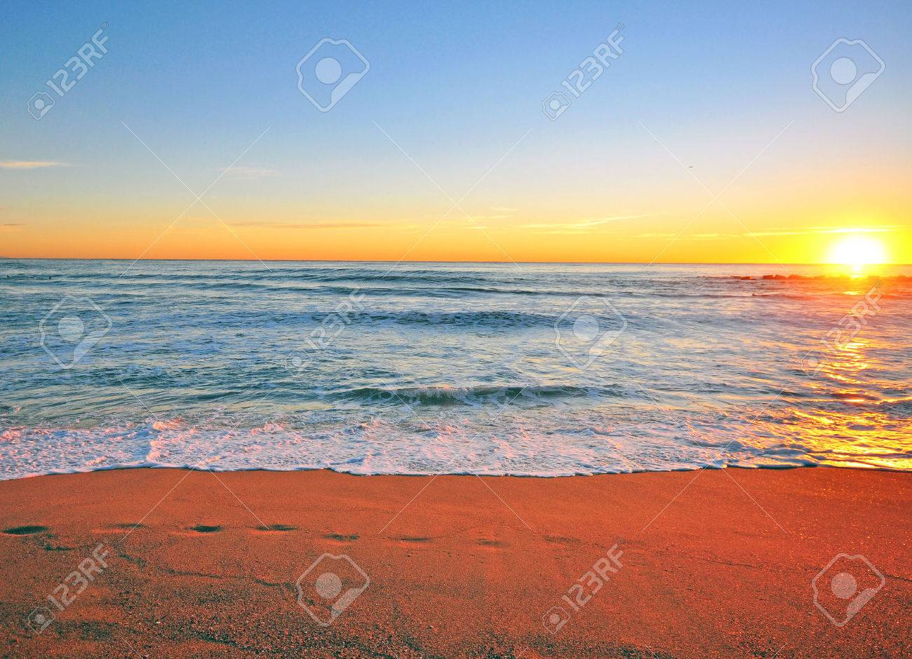 beach scene background stock photo picture and royalty free image