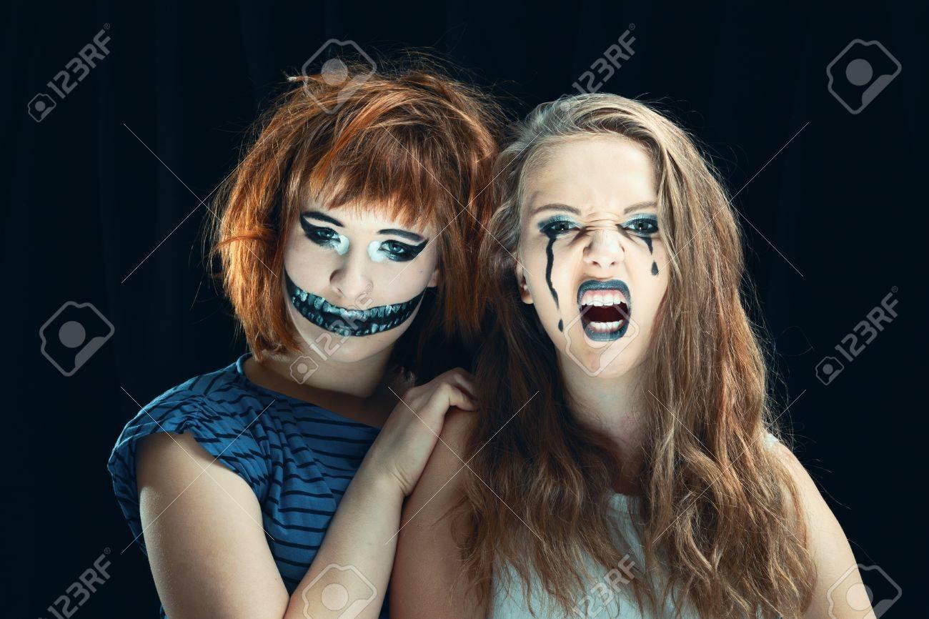 maquillaje para dos