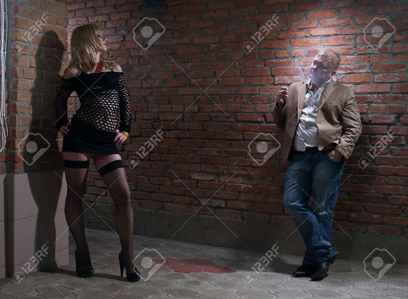 Уличные точки проституток за мкад 14 фотография