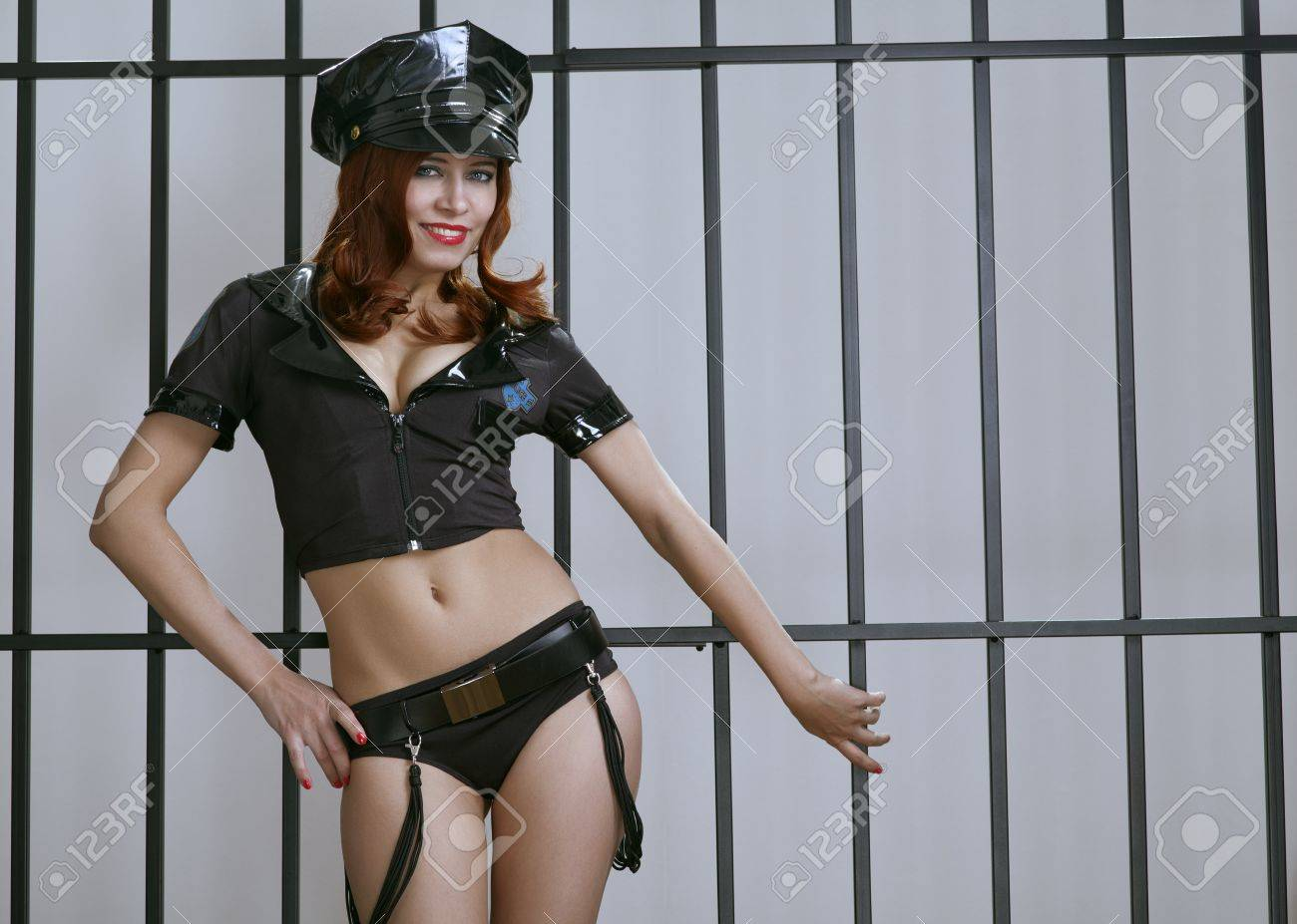 Sexy hot women in prison