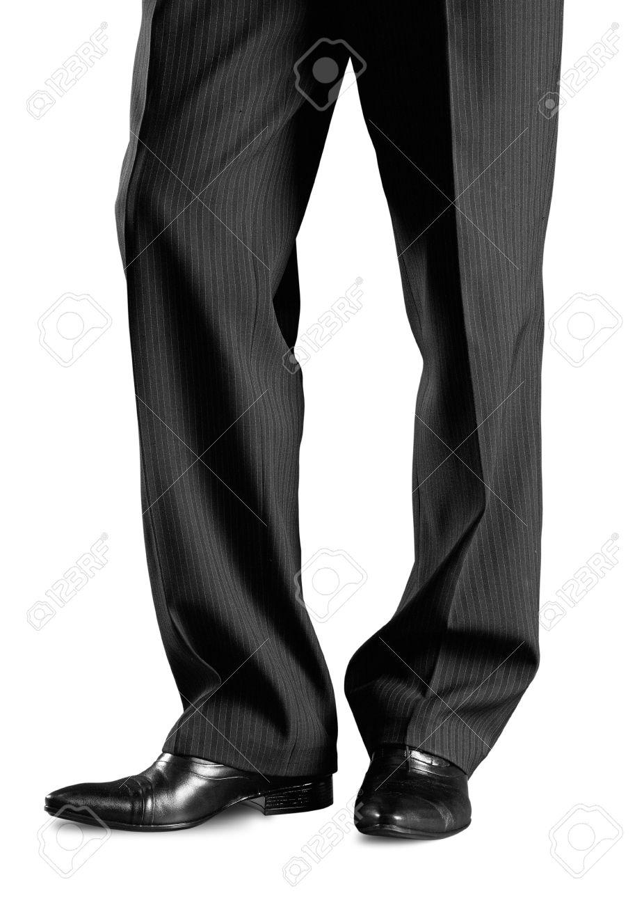 los negro archivo de El de zapatos hombre pantalón 11178829 negro de pies Foto y xPqwEqY7a