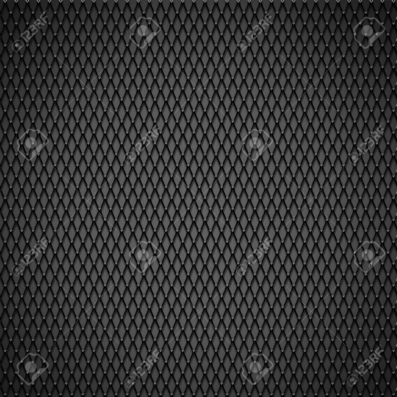 Metal Wire Mesh, Black And Gray Stock Photo, Picture And Royalty ...