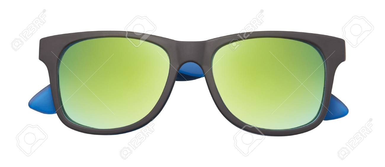 Sunglasses isolated on the white background - 37572951