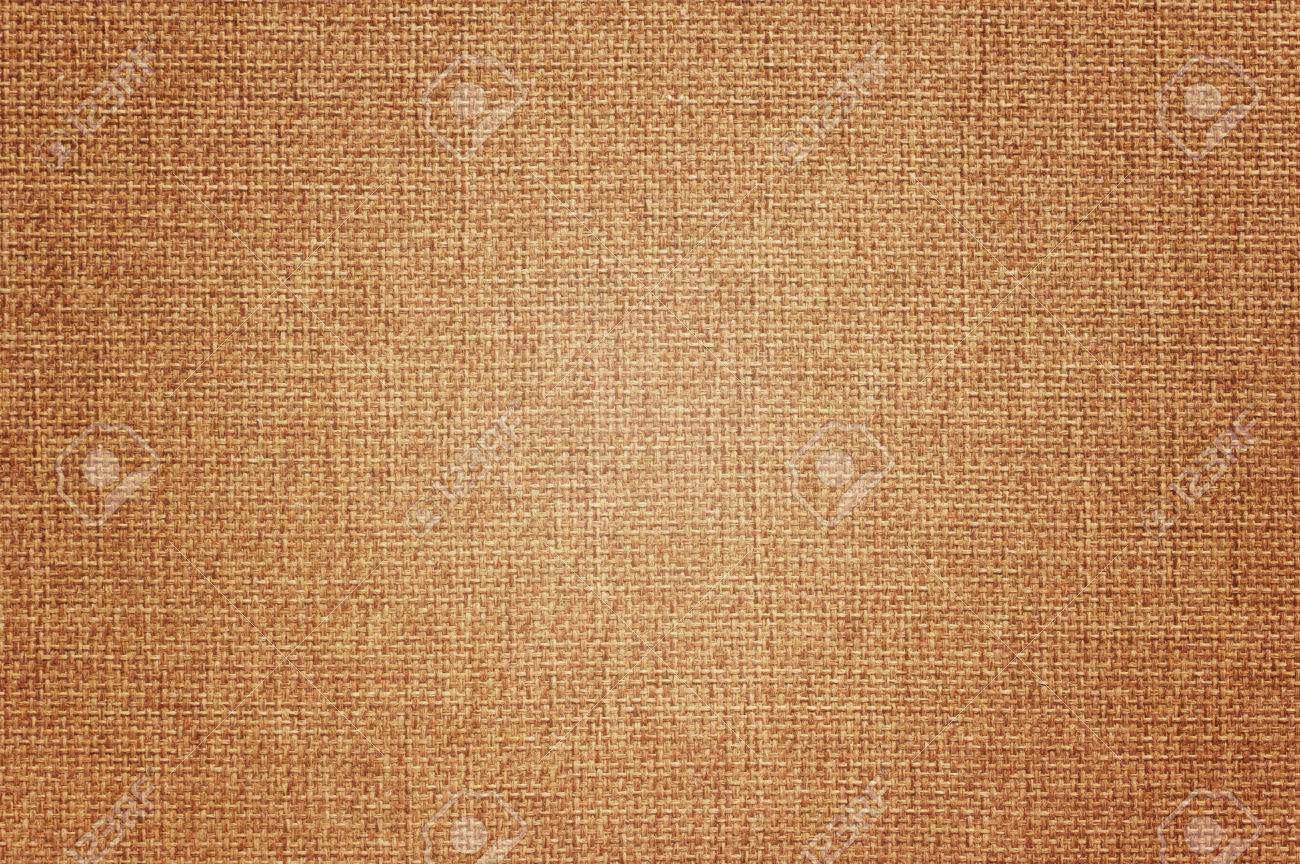Natural burlap background, close up - 40349190