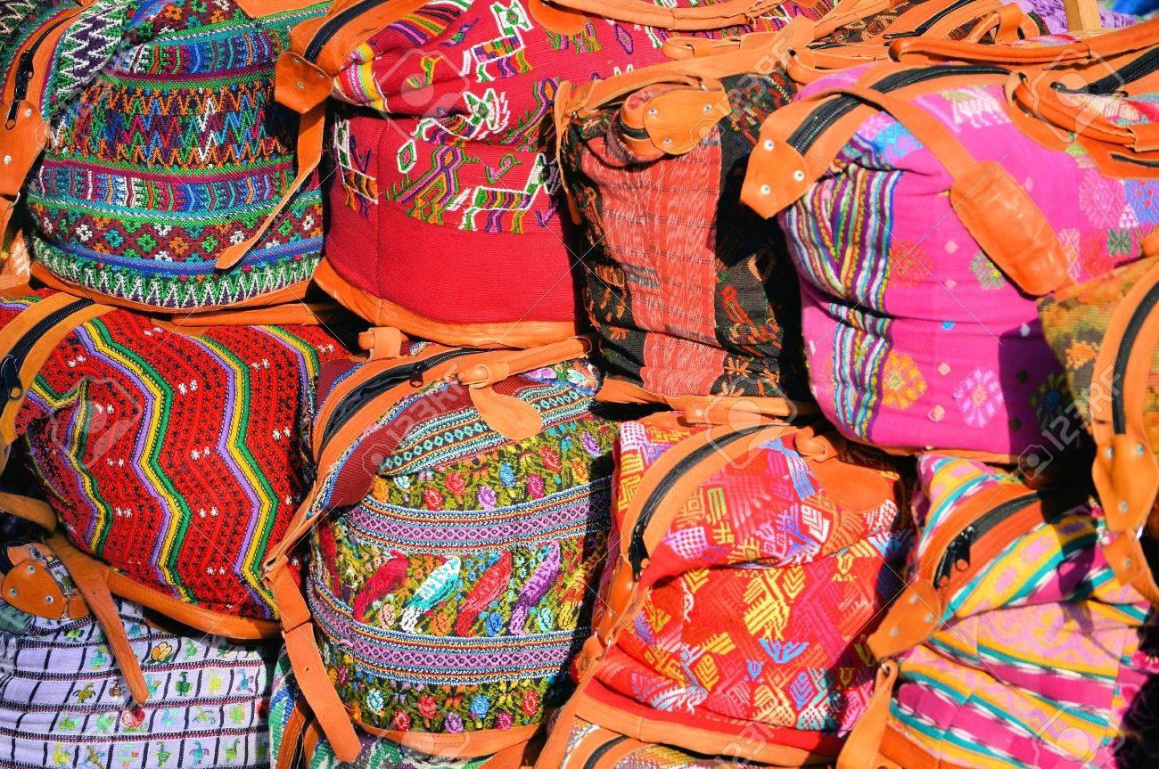 À Main Sacs Traditionnels Faits Mexicains La 7gYfy6vb