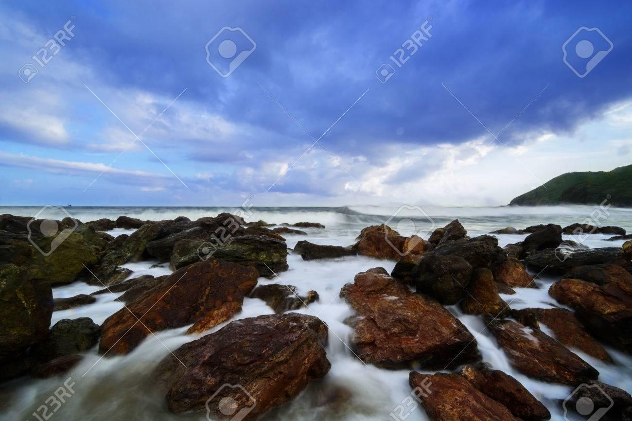 Yarada Beach Is A Beautiful Beach On The West Coast Of The