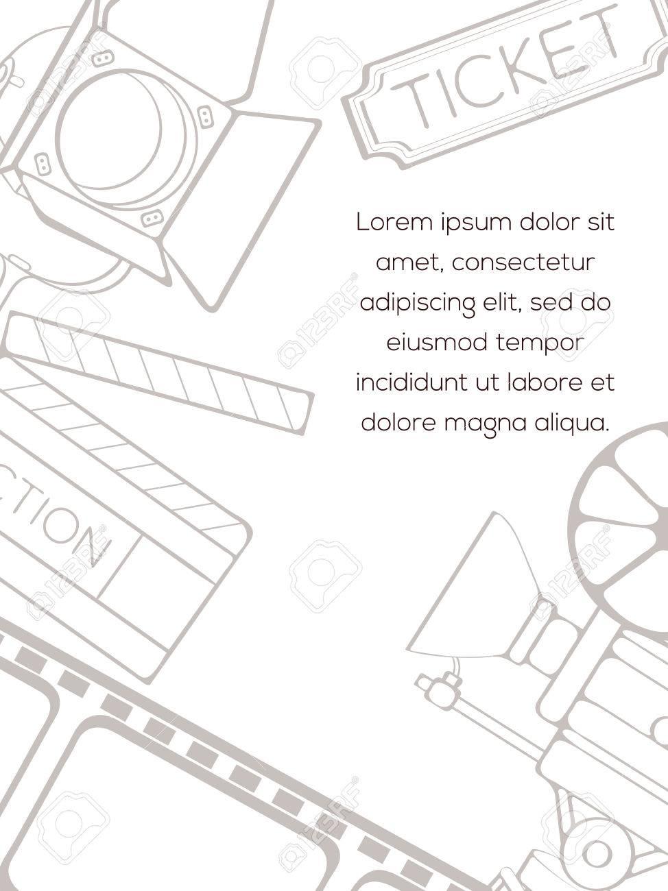 Gemütlich Film Karten Einladungs Schablone Galerie - FORTSETZUNG ...