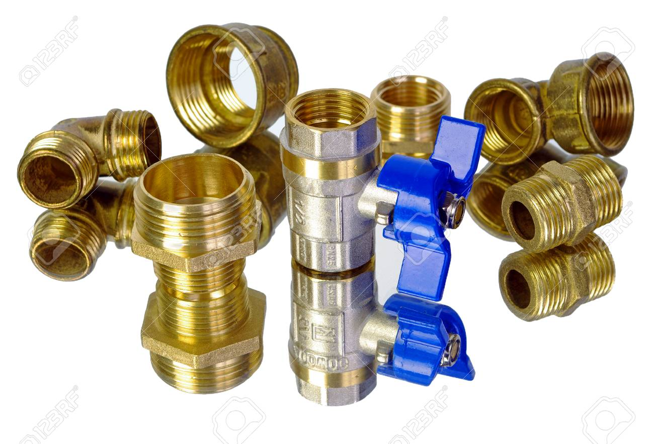 Water Tap And Fittings For Supply Plumbing Fixtures