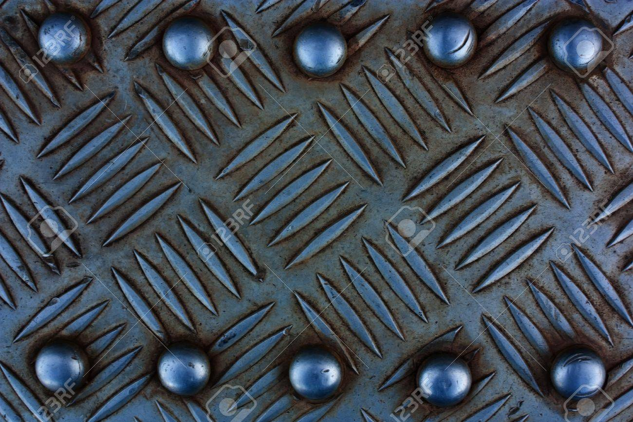 Patterned aluminum. Stock Photo - 11254573
