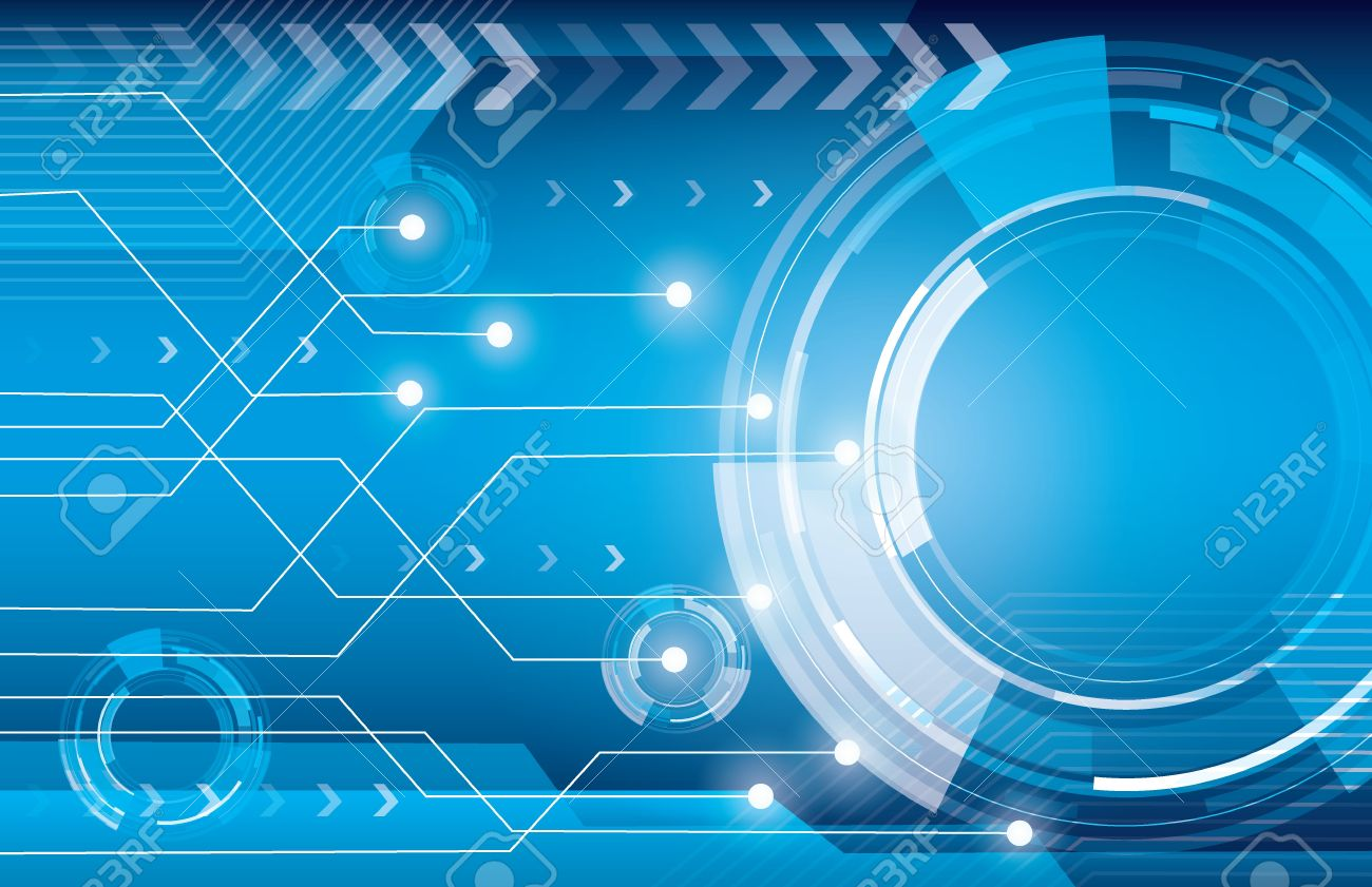 abstract technology background design royalty free cliparts vectors