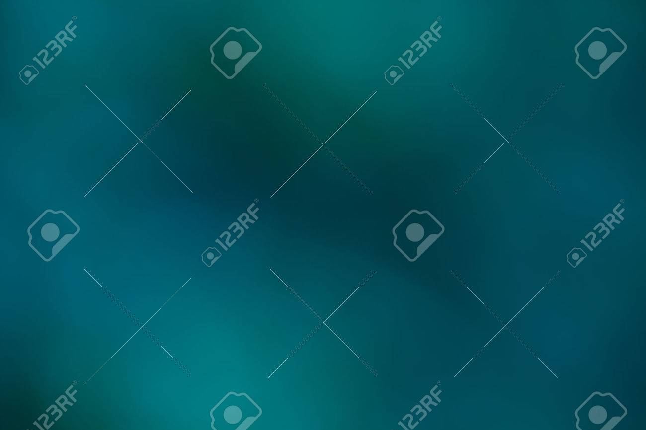 Blue abstract bokeh background - 24665490