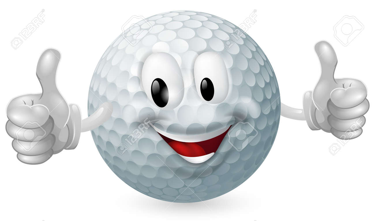 3 005 golfball stock illustrations cliparts and royalty free