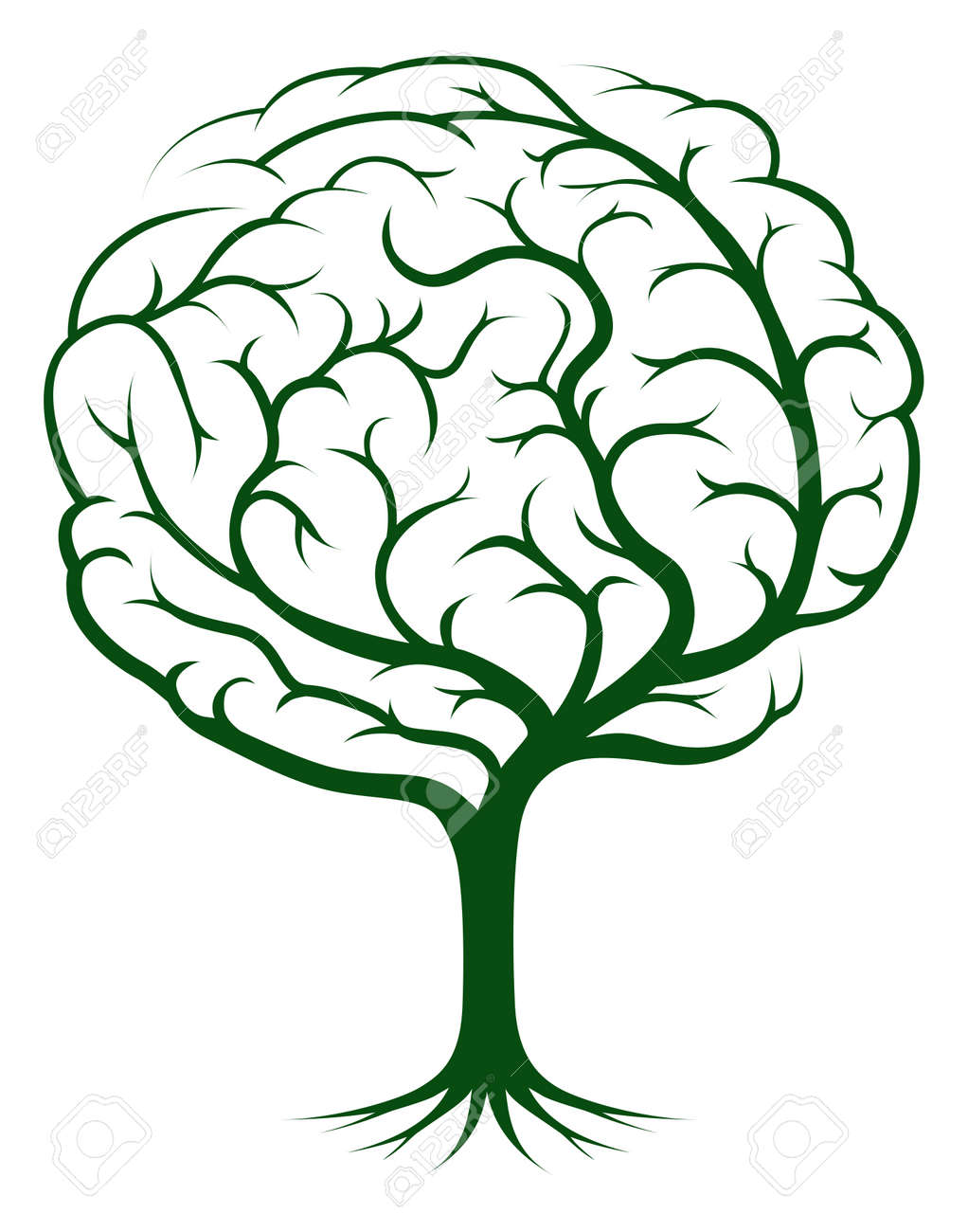 Image result for trees and brains
