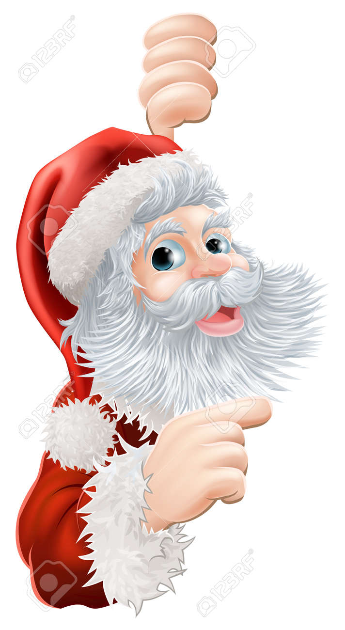 Awesome 134 630 Santa Christmas Stock Illustrations Cliparts And Royalty Easy Diy Christmas Decorations Tissureus