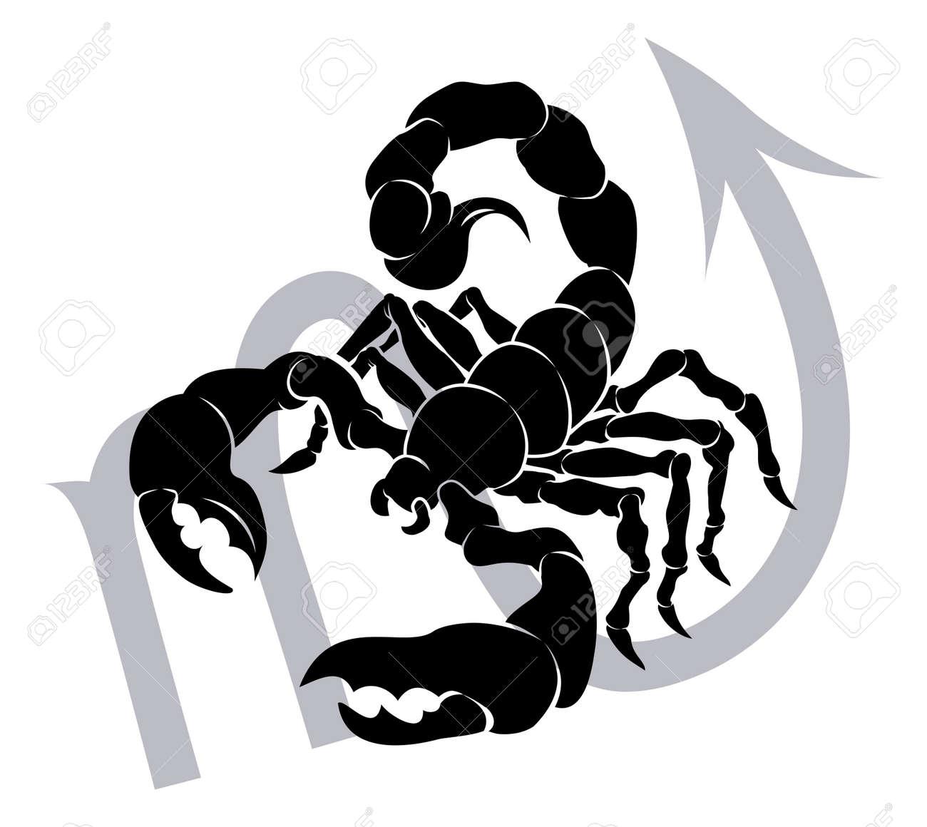 Risultati immagini per scorpione oroscopo