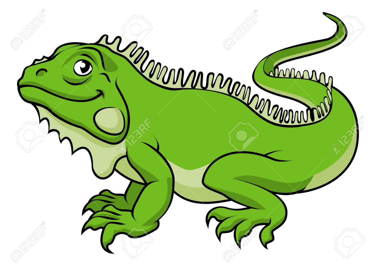 Resultado de imagen para iguana animada